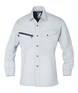 作業服・作業着用ユニフォームの通販の【作業着デポ】【Z-DRAGON】製品制電長袖シャツ