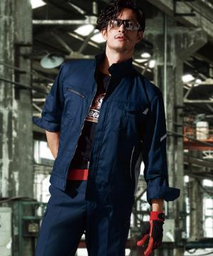 作業服の通販の【作業着デポ】【Z-DRAGON】製品制電長袖ジャンパー