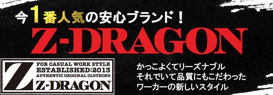 【Z-DRAGONジィードラゴン】セーフティシューズ(マジックタイプ)