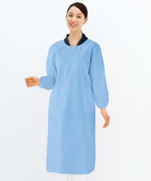 抗ウイルス加工予防衣(男女兼用)