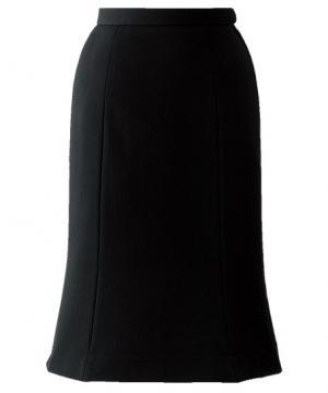 ユニフォームや制服・事務服・作業服・白衣通販の【ユニデポ】マーメイドスカート(シワになりにくい)