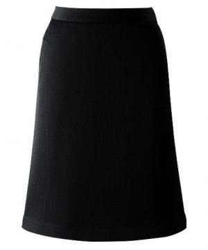 【LIBERTY】Aラインスカート(ニット素材)