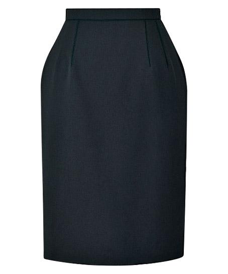 【2色】きちっとタイトスカート(春夏用)