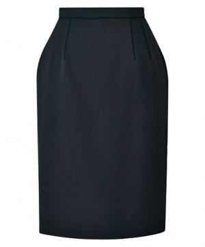 ユニフォームや制服・事務服・作業服・白衣通販の【ユニデポ】【全2色】きちっとタイトスカート(春夏用)