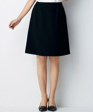 【2色】ストレスフリーAラインスカート(アンサンブルプロジェクト対応商品)