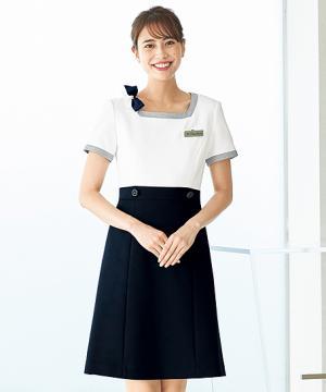 ニットワンピース(マリンシリーズ)