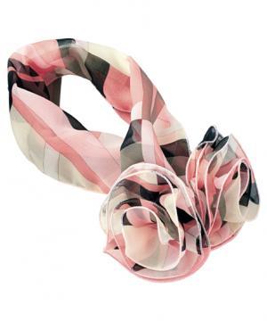 エステ・美容サロン用シフォンスカーフ