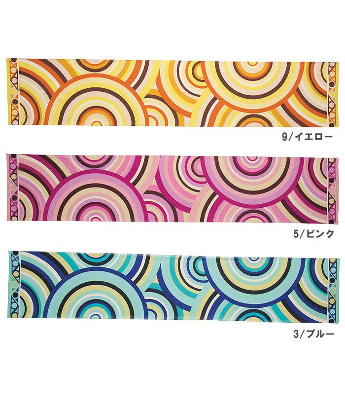 【3色】スカーフ(28×148㎝)