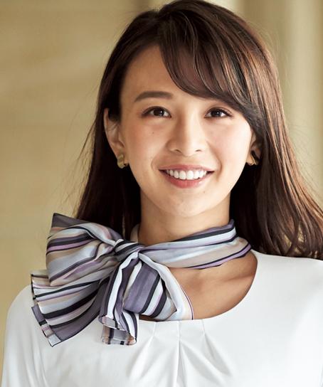 【2色】スカーフ(28×148㎝)