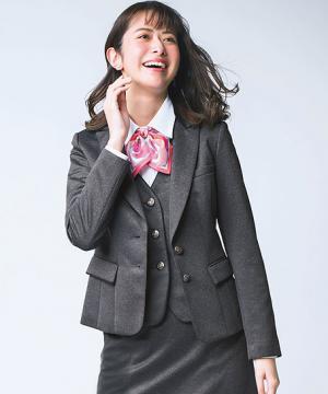 事務服用ユニフォームの通販の【事務服デポ】ジャケット(無地・Air fit Suits Ⅱ)