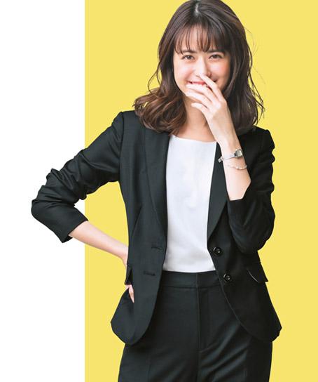 【3色】ジャケット(ノンストレスシリーズ)