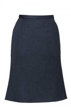 ユニフォームや制服・事務服・作業服・白衣通販の【ユニデポ】マーメイドラインスカート(Air fit Suits)