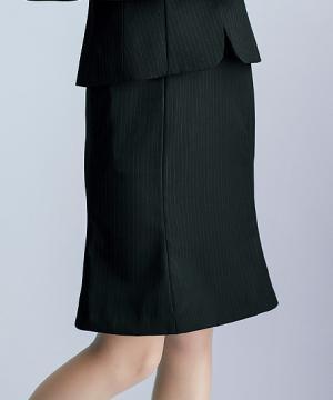 ユニフォームや制服・事務服・作業服・白衣通販の【ユニデポ】マーメイドラインスカート(美スラッとSuits)