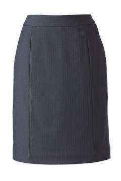 事務服用ユニフォームの通販の【事務服デポ】セミタイトスカート(美スラッと)