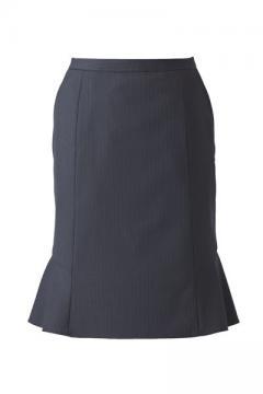 事務服用ユニフォームの通販の【事務服デポ】マーメイドスカート(美スラッと)