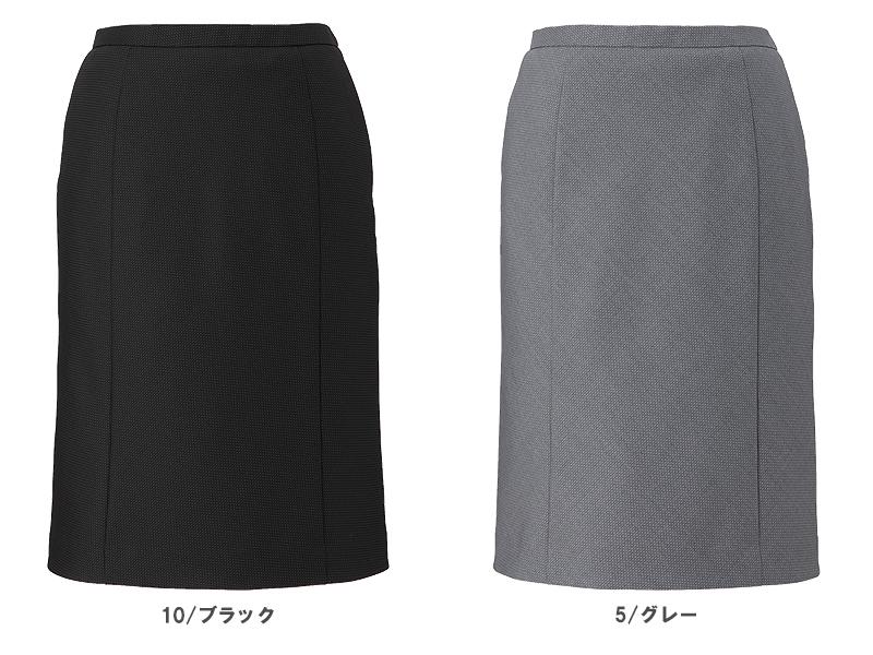 【全2色】セミタイトスカート(美スラッとSuits2)