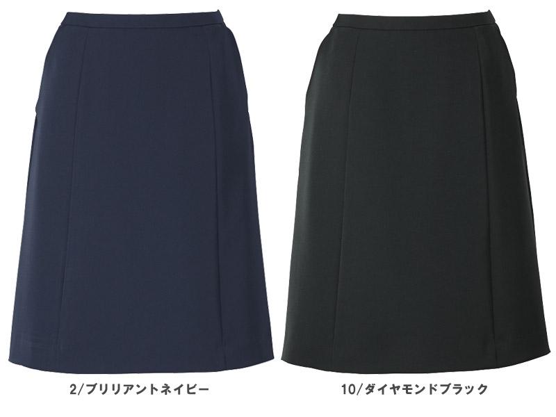 【2色】Aラインスカート(Airswing suits 1Story)