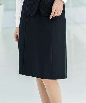【全2色】Aラインスカート(Airswing suits 1Story)