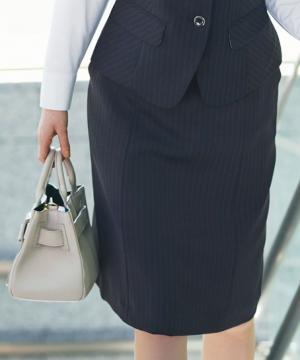 【2色】スカート(ストライプ・Airswing suits 1Story)