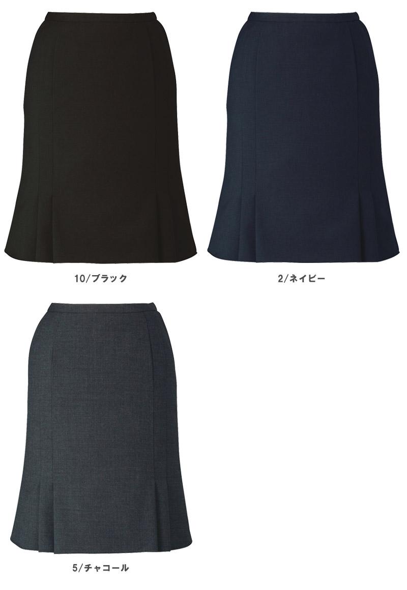【全3色】マーメイドラインスカート(ノンストレスシリーズ)