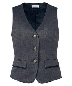 ユニフォームや制服・事務服・作業服・白衣通販の【ユニデポ】ベスト(無地・Air fit Suits Ⅱ)