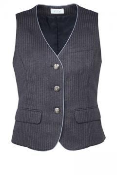 事務服・会社制服用ユニフォームの通販の【事務服デポ】ベスト(ストライプ・Air fit Suits Ⅱ)