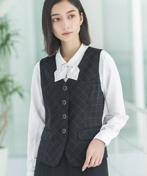 【2色】ベスト(チェック柄・Airswing suits 1Story)