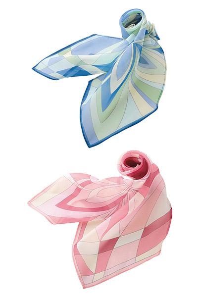 【全3色】パステルスカーフ