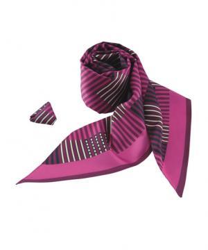 ユニフォームや制服・事務服・作業服・白衣通販の【ユニデポ】【2色】スカーフ