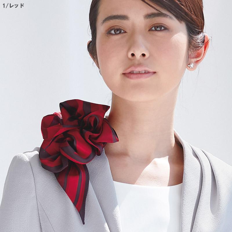 【全2色】ロングスカーフ(トーナルカラー)