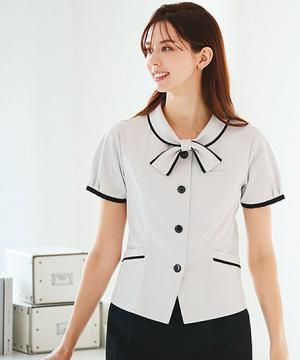 【3色】オーバーブラウス(透け防止・UVカット)