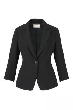 ユニフォームや制服・事務服・作業服・白衣通販の【ユニデポ】七分袖ジャケット(Air Suits for Service )