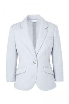 ユニフォームや制服・事務服・作業服・白衣通販の【ユニデポ】ジャケット(Coco Knit Tweed/夏用ニットスーツ)
