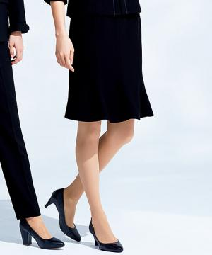 ユニフォームや制服・事務服・作業服・白衣通販の【ユニデポ】マーメイドラインスカート(春夏対応)