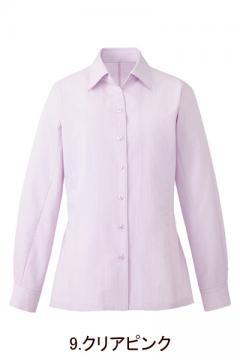 ユニフォームや制服・事務服・作業服・白衣通販の【ユニデポ】シャツブラウス(長袖・ARM360°)