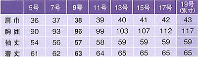 【3色】長袖ブラウス(リボン付き・バストケア) サイズ詳細