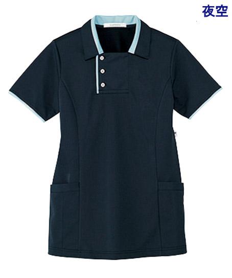 【全5色】半袖ロングポロシャツ