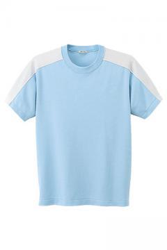 白衣や医療施設用ユニフォームの通販の【メディカルデポ】撥水半袖Tシャツ(男女兼用)