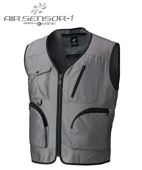 【AIR SENSOR-1】エアセンサー1 ユーティリティベスト(単品)