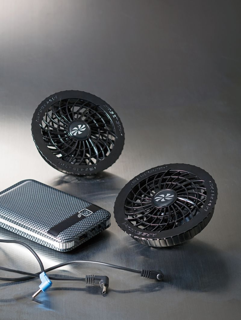 【AIR SENSOR-1】エアセンサー1 ファン・バッテリーフルセット