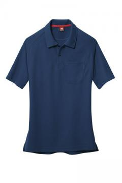 作業服の通販の【作業着デポ】半袖ポロシャツ