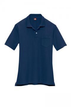 ユニフォームや制服・事務服・作業服・白衣通販の【ユニデポ】半袖ポロシャツ
