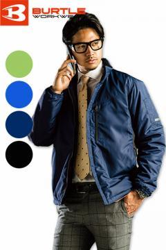 作業服・作業着用ユニフォームの通販の【作業着デポ】【BURTLEバートル】軽防寒ジャケット