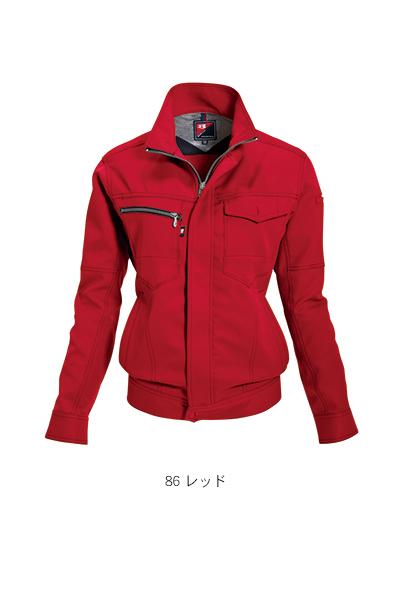 【BURTLEバートル】レディースジャケット(帯電防止・ストレッチ)