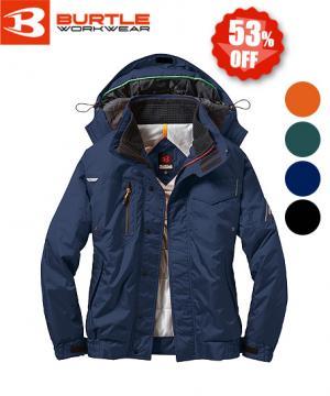 【BURTLEバートル】防寒ブルゾン(全天候型保温素材)