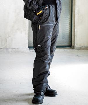 作業服の通販の【作業着デポ】【BURTLEバートル】防寒パンツ(全天候型保温素材)