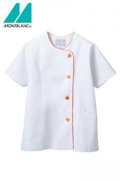 調理衣(レディース・半袖)