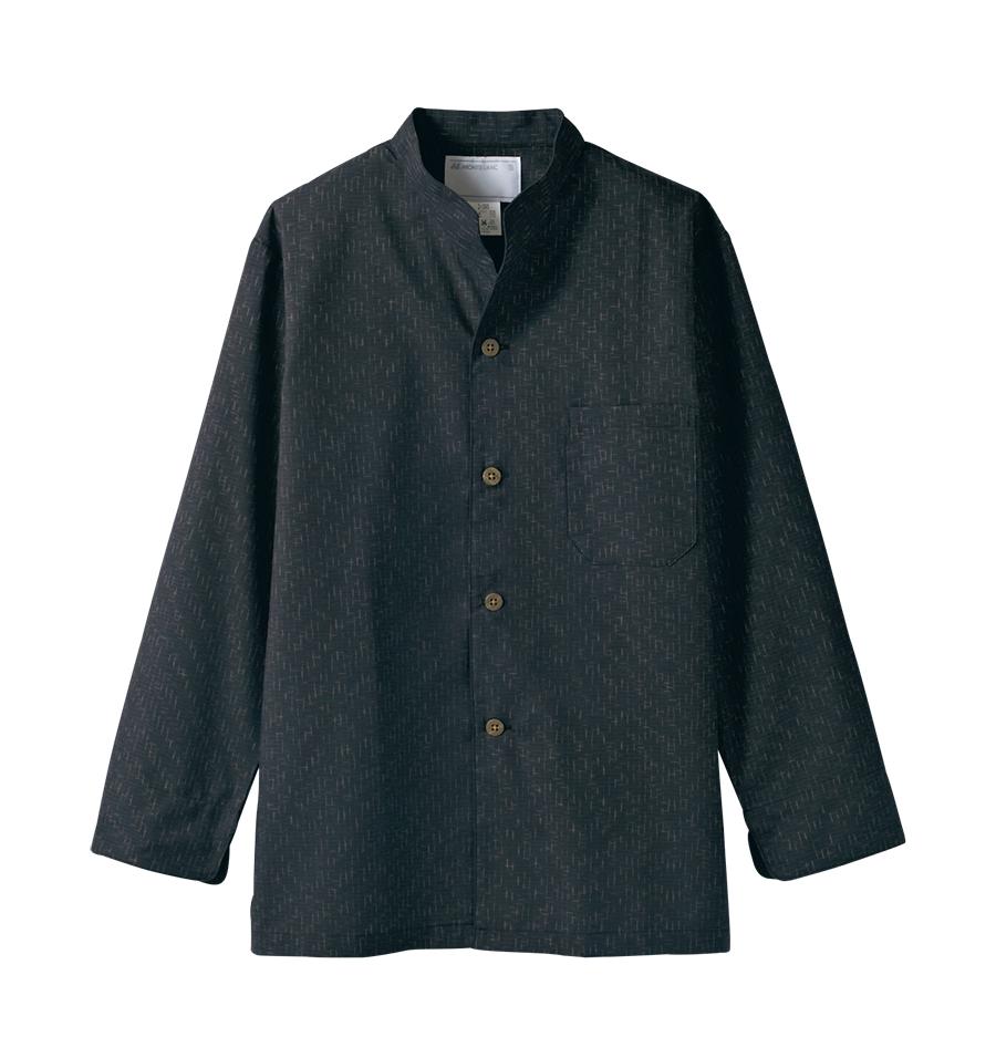 調理シャツ(ユニセックス・長袖)
