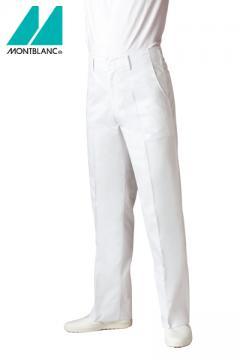 コックコート・フード・飲食店制服・ユニフォームの通販の【レストランデポ】パンツ 男性用(メンズ)