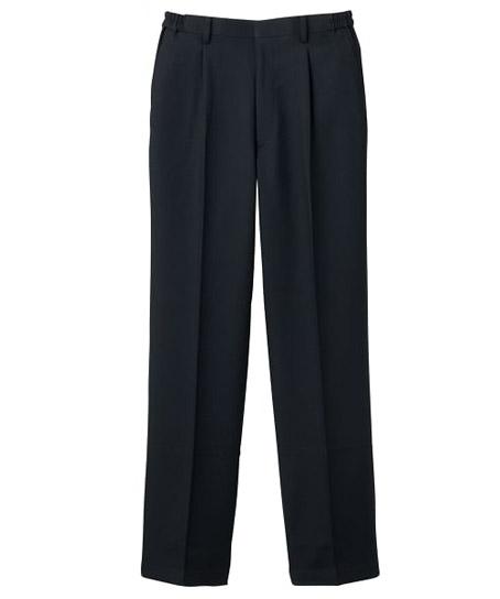 【RHP】ワンタックパンツ(撥水・退色防止・制電糸・裾ネット)